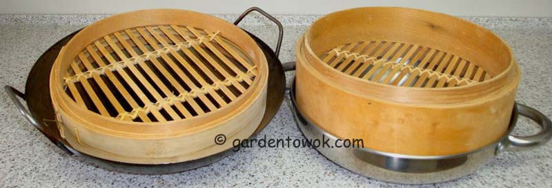 Steaming How To Garden To Wok