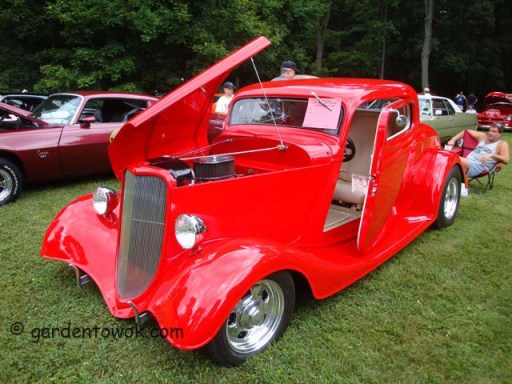 1934 Ford 3 windor coupe
