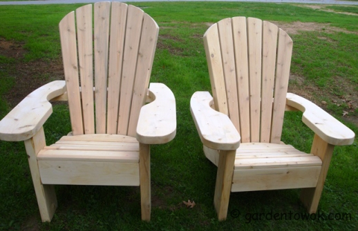 John Finnan - Adirondack chairs (5854)