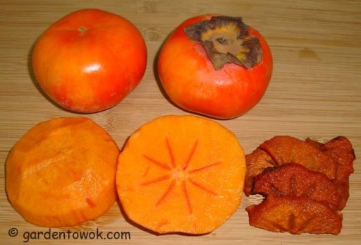 Fuyu persimmons (06053)