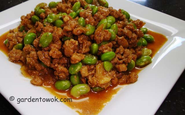 pork & soybeans (06641)