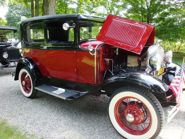 Locust Grove car show (07950)
