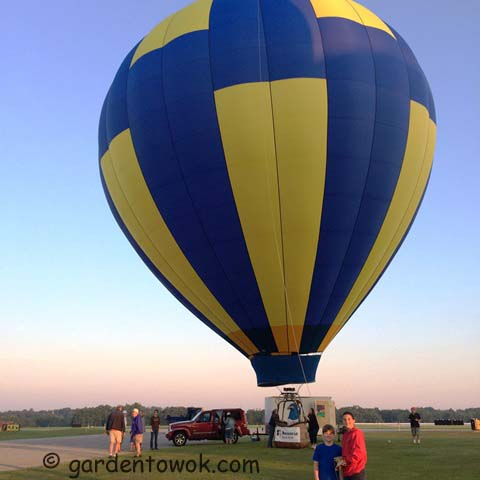 25th Hudson Valley Hot-Air Balloon Festival