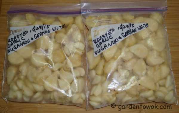 roasted garlic (08628)